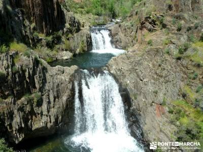 Cascadas del Aljibe; valles de los pirineos; foros de montaña; río piedra;tiendas de senderismo
